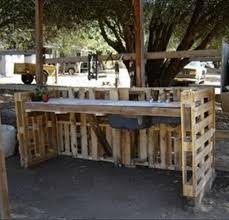 outdoor wood pallet ideas. 64 creative ways to recycle a pallet_45. outside work bench made from 4 recycled wooden pallets. outdoor wood pallet ideas o