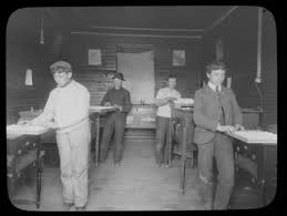 school should start later a persuasive essay could also be used  students in the in tion room at the woodbine agricultural school new jersey