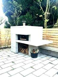 fireplace pizza oven smoker combo outdoor how to build an plans for and images grill buil fireplace pizza oven outdoor