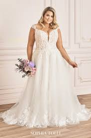 Top Lace Wedding Dress Designers Bridal Dresses Sophia Tolli