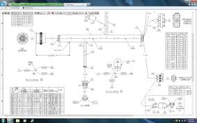 1995 freightliner fld120 wiring diagram images freightliner the tach wire comes from pin k1 on vehicle harness at ecm