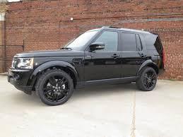 land rover 2014 lr4 black. 2014 land rover lr4 lux black edition in birmingham alabama lr4 n