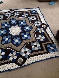 Elegant crochet afghans blue star afghan: free crochet pattern so ... & Elegant crochet afghans blue star afghan: free crochet pattern so pretty!  RIELPAG Adamdwight.com