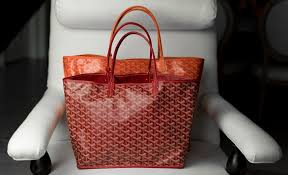 The Ultimate Bag Guide The Goyard Saint Louis Tote And