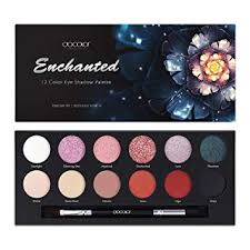 Docolor Eyeshadow Palette 12 Colors Makeup ... - Amazon.com