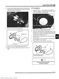 Polaris Lube Specification Chart 2008 Polaris Sportsman 500 Efi X2 Touring H O Atv Service Manual