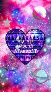 Galaxy Hearts Wallpapers on WallpaperDog