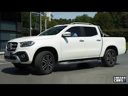 mercedes benz pickup truck 2018. brilliant 2018 new 2018 mercedesbenz xclass line power test drive intended mercedes benz pickup truck