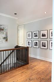 hallway colours 2017. benjamin moore gray owl one of the best paint colours for a dark hallway or 2017