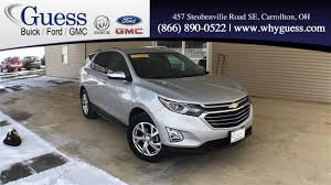 2018 chevrolet equinox vehicle photo in carrollton oh 44615