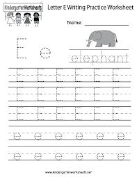 preschool letter worksheets – streamclean.info