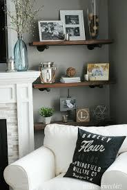 Best 25+ Wall shelves ideas on Pinterest | Shelves, Shelf ideas and Corner  shelf design