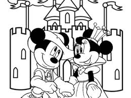 Mickey Mouse Coloring Pages Mickey Coloring Page Radiokotha
