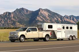 Ford F-350 Tops Analysis of Heavy-Duty Pickup Trucks for Towing ...