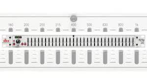 1-канальный графический <b>эквалайзер DBX 131S</b> купить в Москве ...