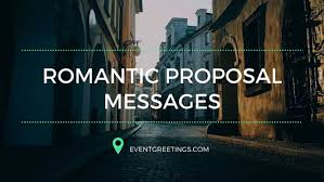 Proposal Quotes Delectable Proposal Messages Romantic Proposal Quotes Events Greetings