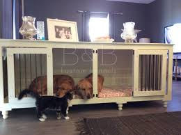 dog crates as furniture. Indoor Dog Crate Furniture Designs Crates As