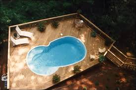 above ground pool with deck attached to house. Macon GA-fiberglass Pool-with Deck Above Ground Pool With Attached To House N