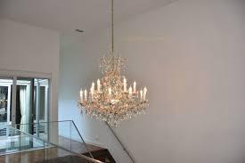 Kristallkronleuchter Maria Theresia Im Treppenhaus