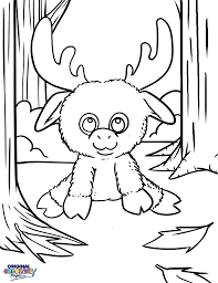 Small Picture Beanie Boos Coloring Pages Original Coloring Pages