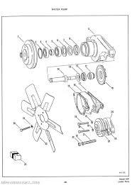 Printable bobcat skid loader parts diagram large size