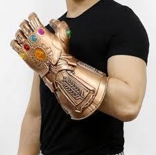 Hot LED Light <b>Thanos Infinity Gauntlet Avengers Infinity War</b> ...