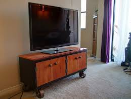 tv stand ikea hack. diy industrial tv stand ikea hack (step by step) tv ikea g