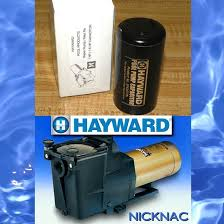 details about new capacitor for hayward super pump 1 hp or 1 5 hp max flo pool parts repair
