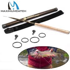 <b>Maximumcatch</b> Classical Tenkara <b>Fly Fishing Rod</b> 10/12/13FT 7:3 ...