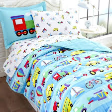 thomas the train full size bedding kids on the go twin size 5 piece bed in