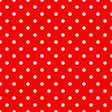 red and white polka dot background. Fine Background Vector  White Polka Dots On Red Background Seamless Pattern On And Dot