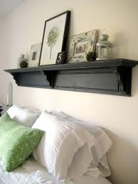 Shelves For Bedroom Walls Shelving How Can I Hang A Shelf With No Visible Fasteners