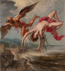lesson the metamorphoses and later works of art a comparison artwork the flight of icarus by jacob peter gowy