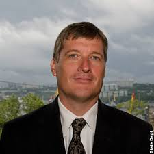Erik Anders Holm-Olsen was born on April 28, 1962 in Teaneck, New Jersey. He has been a career member of the United States Foreign Service since 1992. - _D7K0306