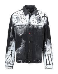 <b>Mjb Marc Jacques Burton</b> Denim Jacket