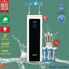 Mã 229ELSALE hoàn 7% đơn 300K] Máy lọc nước Karofi Optimus 2 chế độ  nóng-nguội O-H128
