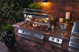 viking outdoor grill style