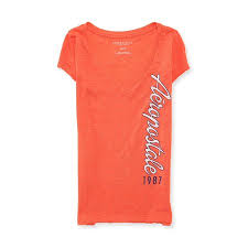 Aeropostale Juniors Size Chart Aeropostale Juniors Vertical Script Graphic T Shirt 586 Xs Juniors