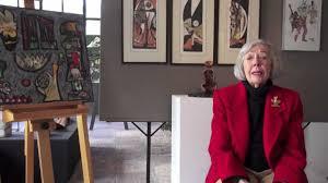 Mary Rapp, (HD) San Miguel de Allende Artist. Max Beckmann's ...