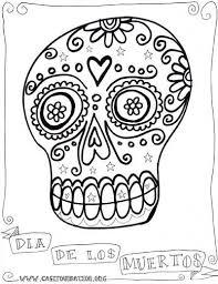 Sugar, skull, skulls, death, skeleton, day of the dead, sugar skull, candy, cute, sheet, multiple, mexico, holiday, dead, occult, witchcraft sugar skulls sticker sheet sticker. Dia De Los Muertos For Kids Skull Coloring Pages Dia De Los Muertos Day Of The Dead