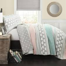 Elephant Stripe Bedding Quilt Set - Walmart.com &  Adamdwight.com