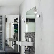 bathroom wall lights above mirror australia vanity traditional lighting tips collective awesome glass