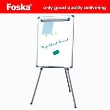 Foska Sfa216 1 Good Quality Flip Chart Stand Writing White Board