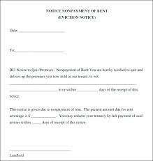 Free Printable Eviction Notice Template Custom Landlord Eviction Notice Letter Colbroco