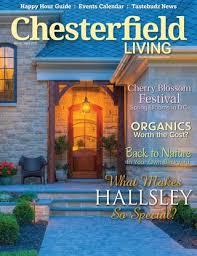 chesterfield living magazine mar apr 2018