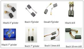 Power Tool Carbon Brush Universal Sintered Products