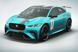 jaguar i pace etrophy one make race series unveiled