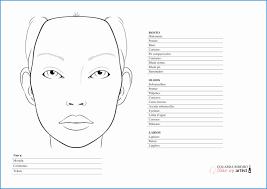 free templates for mac luxury makeup face chart printable mugeek vidalondon