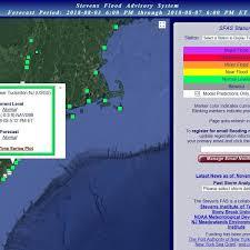 New Jersey Based Flood Advisory System Sends Free Alerts On