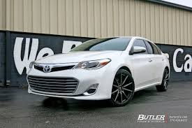 Toyota Avalon with 20in Lexani CSS10 Wheels exclusively from ...
